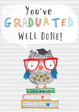 Graduated Greeting Card - Laura Darrington