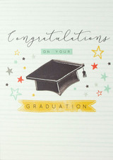 Congratulations Graduation Card - Laura Darrington
