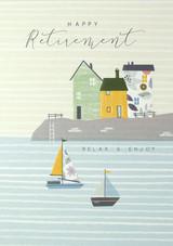 Relax & Enjoy Retirement Card - Laura Darrington