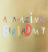 Amazing Birthday - Caroline Gardner