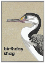 Birthday Shag Card - Cinnamon Aitch