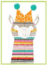 Llama Birthday Card, - Cinnamon Aitch