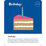 Modern Life Quirky Birthday  Card - Mint Publishing