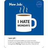 New Job Greeting Card - Mint Publishing