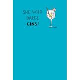 Gin - tastic Birthday Card -  Mint Designs
