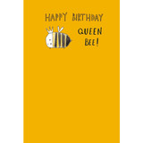 Queen Bee Birthday Card  - Mint Publishing