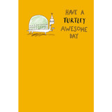 Awesome Birthday Card  - Mint Publishing