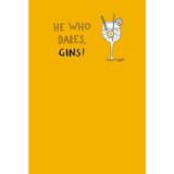 Gin Birthday Card - Mint Publishing