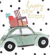 New Home VW Beetle Card - Caroline Gardner