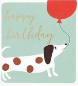 Dog Greeting Card - Caroline Gardner