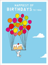 Happiest of Birthdays Harolds Planet