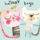 Birthday Hug Birthday Card - Sooshichacha