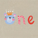 Aged 1 Childrens Birthday Card - Sooshichacha