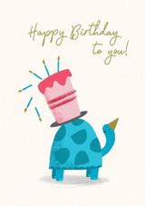 Caketastrophy Birthday Card - Stormy Knight