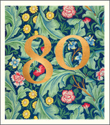 80th Birthday Card - Pigment Productions