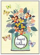 Happiest of Birthdays Floral Birthday Card - Cinnamon Aitch