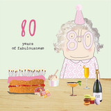 80 Years of Fabulousness - Rosie Made a Thing