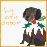 Christmas Dog Charity Christmas Cards - Caroline Gardner