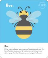 Bee Cute Birthday Card - Mint Publishing