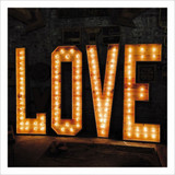 Love Light Greeting Card - Icon Art