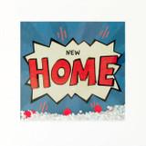 New Home Shakies Greeting Card - James Ellis