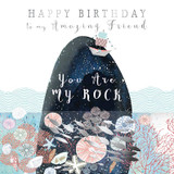 To My Amazing Friend Greeting Card - Real & Exciting Designs