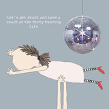 Dirty Dancing Lift Greeting Card - Rosie Made a Thing