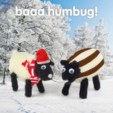 Baa Humbug Christmas Card - Mint Publishing