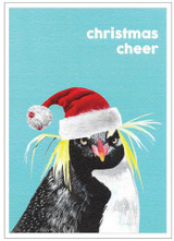 Christmas Cheer Christmas Card - Cinnamon Aitch