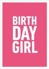 Birth day Girl