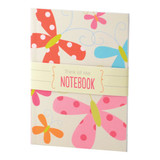 A6 Butterfly Notebook | Think of Me