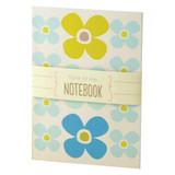 A6 Flower Notebook | Think of Me