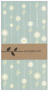 Mini Notebook Pink Leaves | Cinnamon Aitch