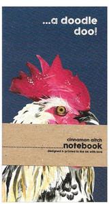 Mini Notebook ...a doodle do! | Cinnamon Aitch
