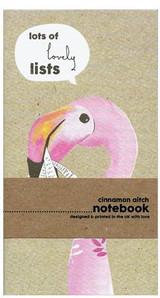 Mini Notebook Lovely Lists| Cinnamon Aitch