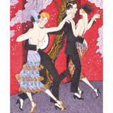 V&A Les Fureurs Greeting Card | Museum & Galleries