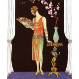 V&A La Belle Personne Greeting Card | Museum & Galleries