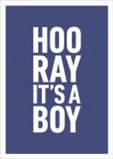 Hooray It's a Boy