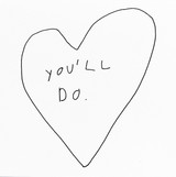 You'll Do | Valentines Card Humour - Redback Cards