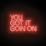 You got it going on  Valentines Card - Redback Cards