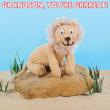 Grandson You're Grrrrreat Greeting Card - Mint Publishing