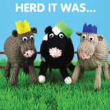 Herd it was your Birthday Greeting Card - Mint Publishing