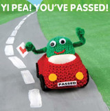 Passed Driving Test Greeting Card - Mint Publishing