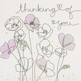 Thinking of You Flowers | Belly Button Designs