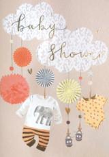 Baby Shower Greeting Card - Louise Tiler