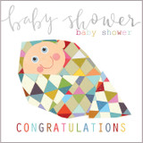 Baby Shower Greeting Card - Kali Stileman