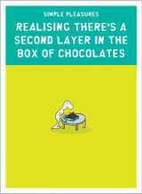 Second Layer in Box of Chocolates Greeting Cards - Harolds Planet