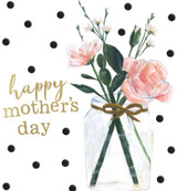Mothers Day Flowers  Card - Caroline Gardner