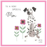 To A Very Special Mum Mothers Day cards by Margo  - Cinnamon Aitch
