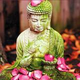 Bodhisattva Greeting Card | Icon Art